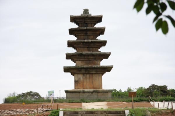 익산 왕궁리 5층석탑