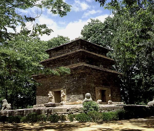 분황사석탑. 문화재청 사진