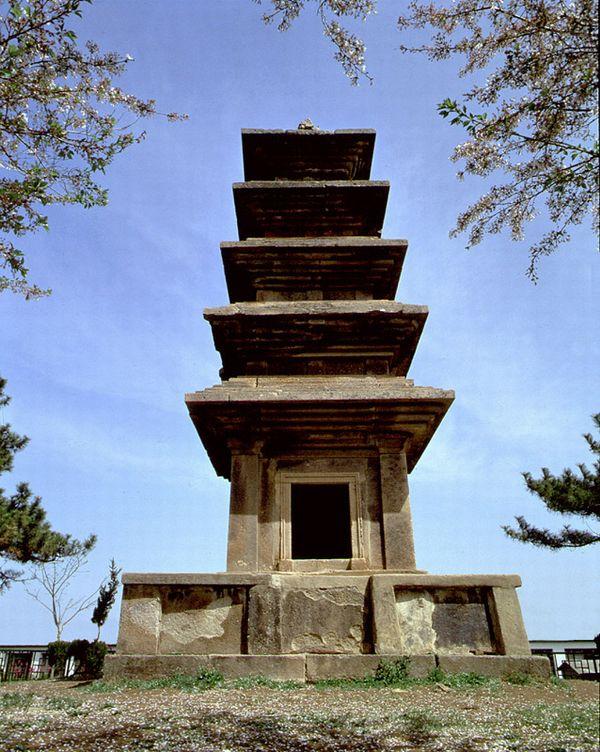 의성탑리오층석탑. 문화재청 사진
