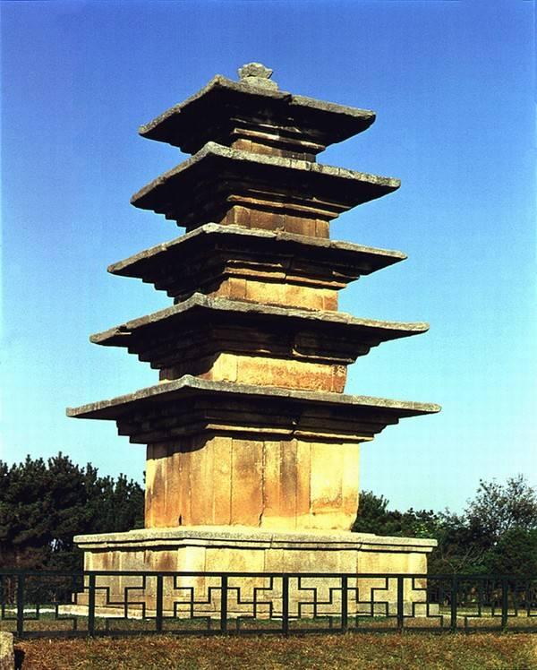 왕궁리5층석탑. 문화재청 사진